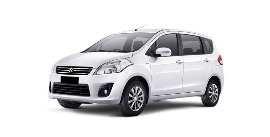 book Ertiga Car on rent
