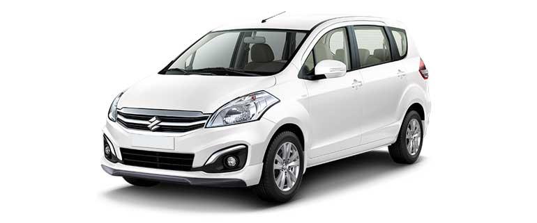 Hire Maruti Ertiga Car For Rent In Varanasi Vidhan Travels
