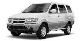 Book Tavera Car on rent