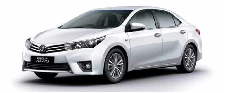 Hire Toyota Corolla Altis Car In Varanasi For Wedding Vidhan Travels